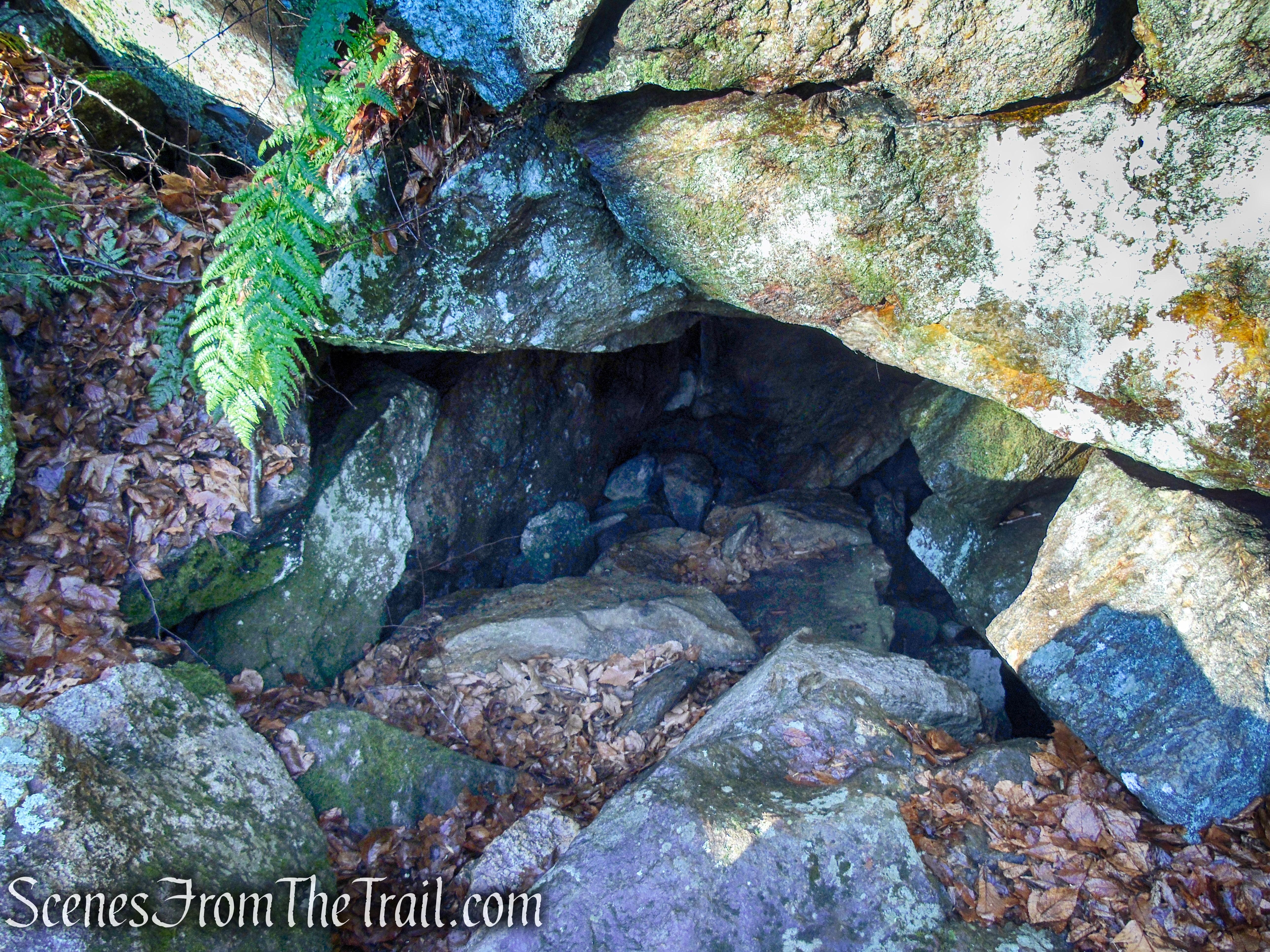 Philips Cave - Putnam Memorial State Park