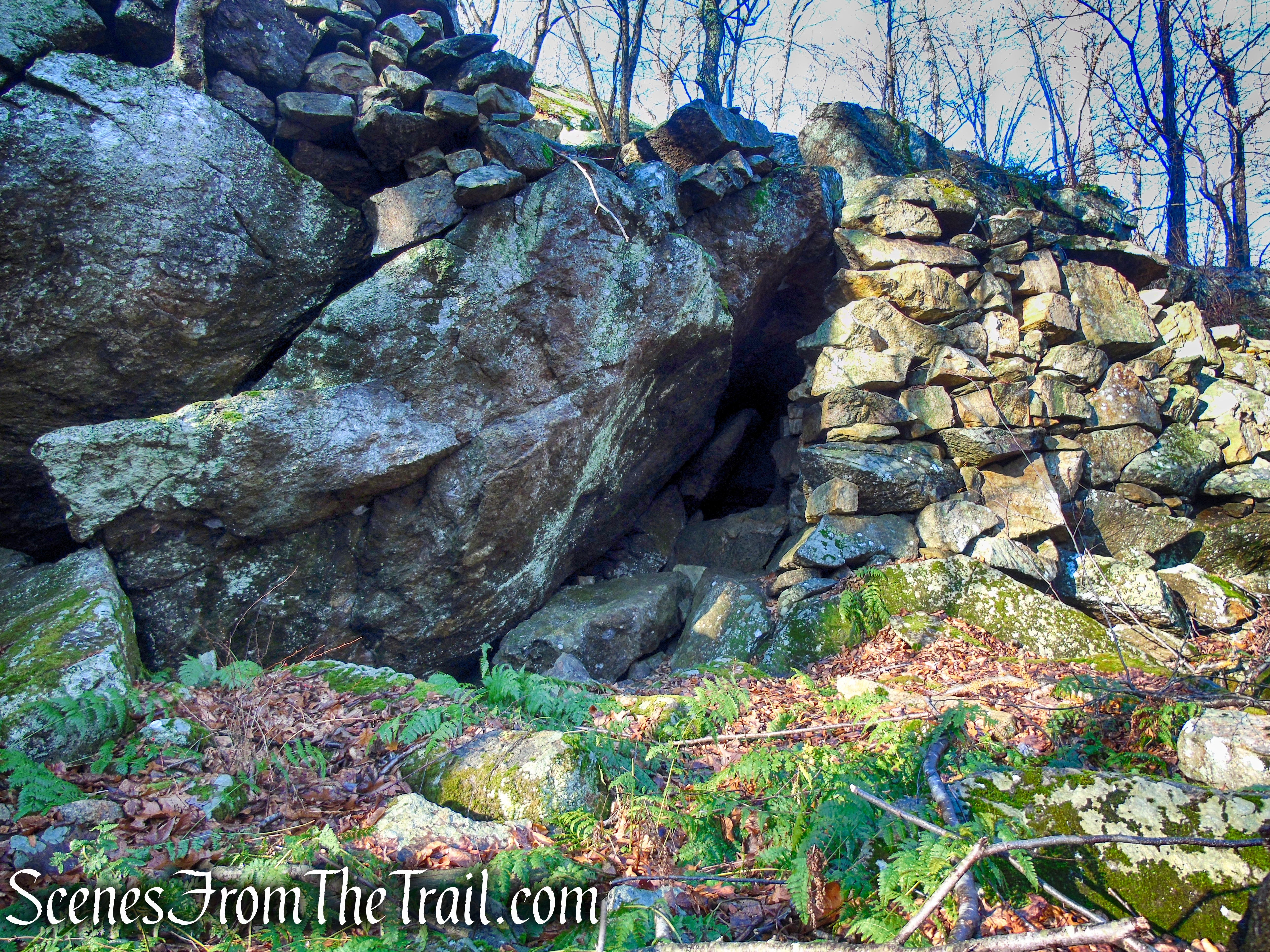 cave - Putnam Memorial State Park