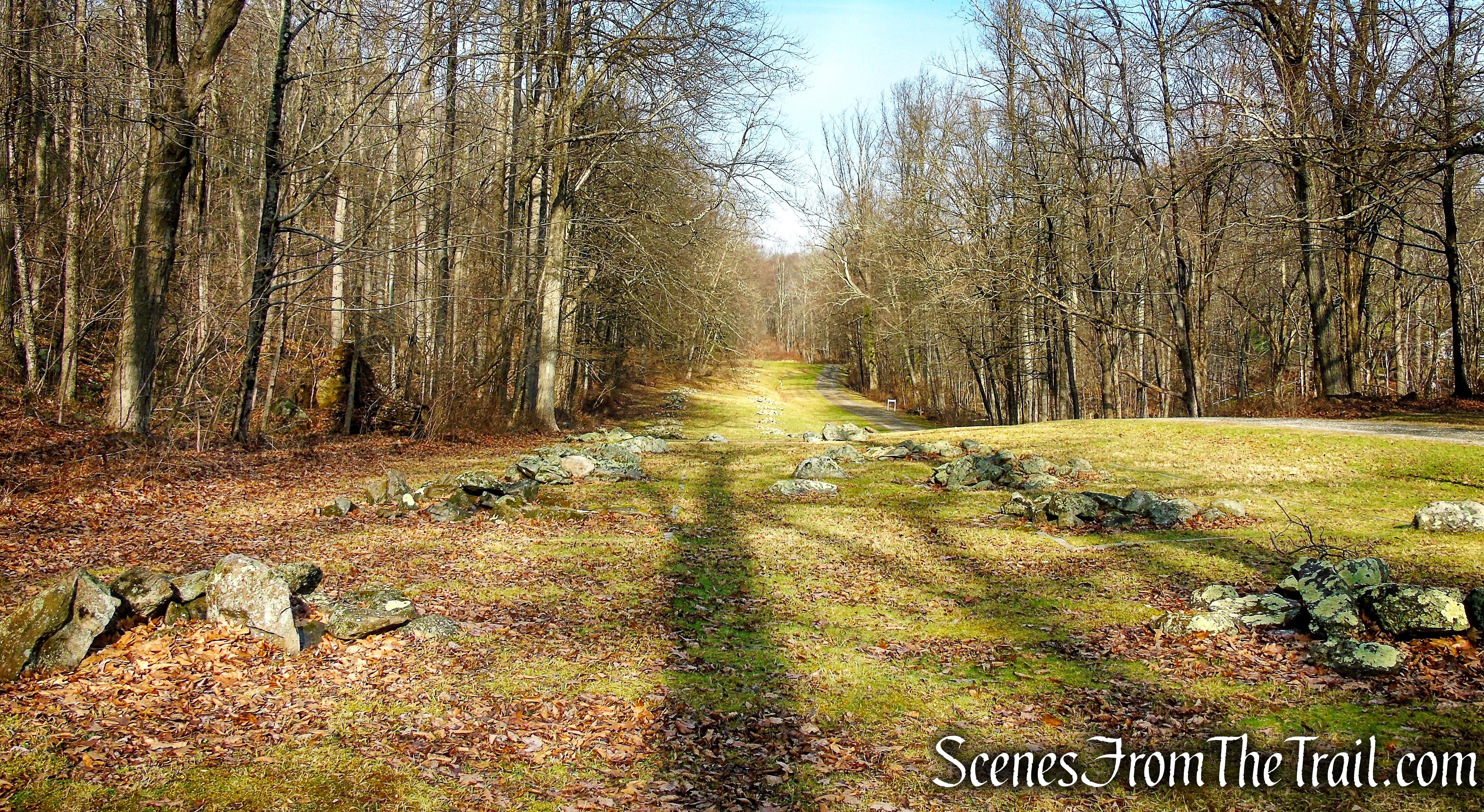 Firebacks - Putnam Memorial State Park