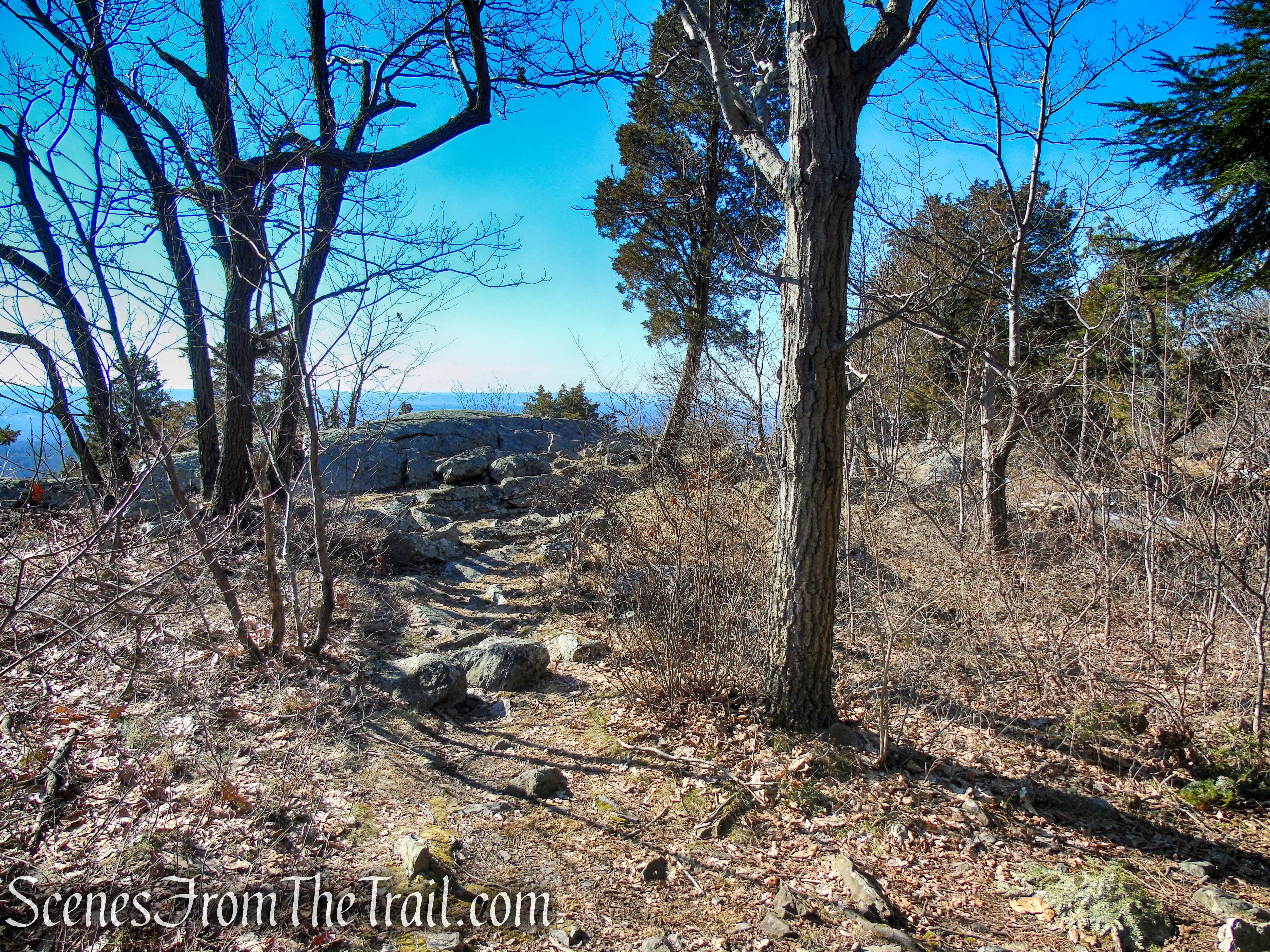 1st viewpoint – Kittatinny Ridge