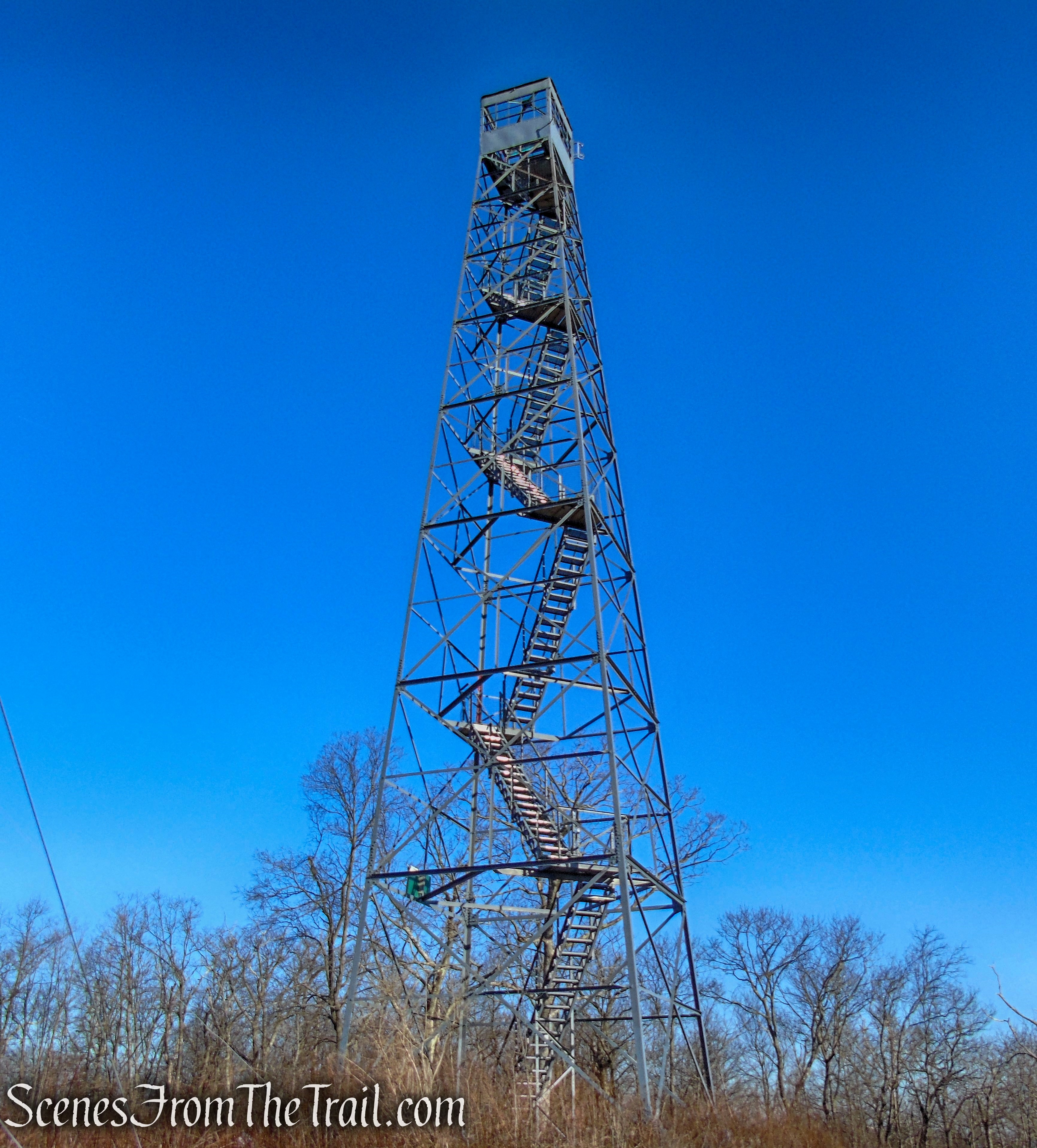 Mount Nimham Fire Tower