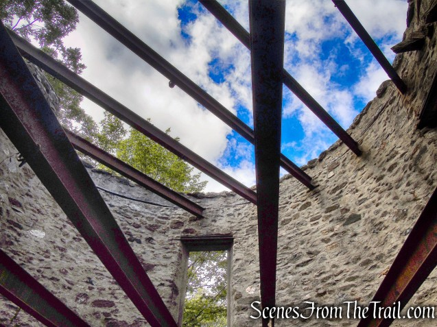 Cunningham Tower – Mohawk State Forest