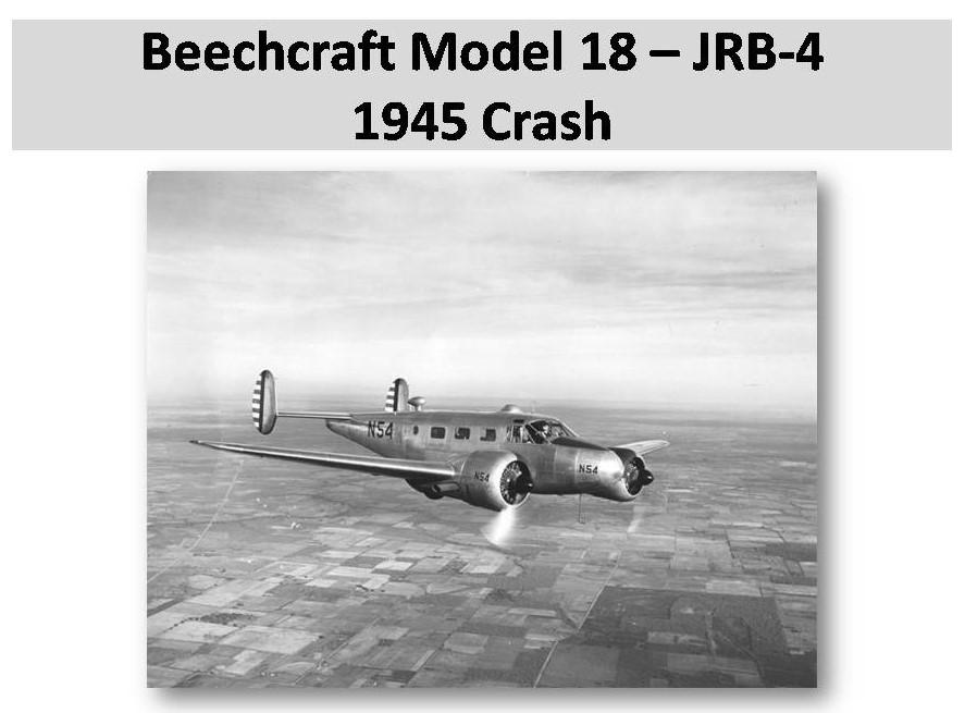 Beechcraft Model 18-JRB-4