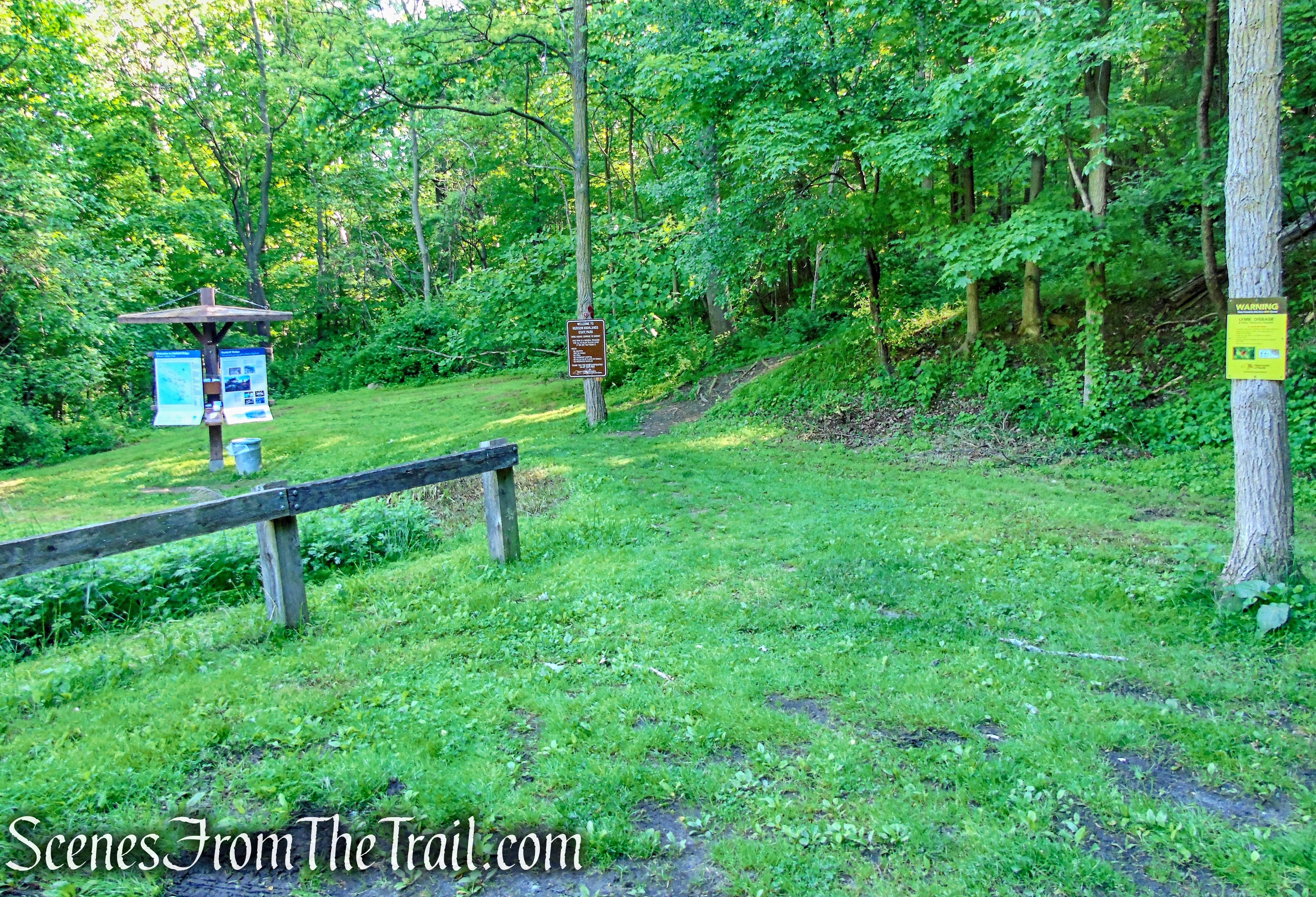 Overlook Trail - Sunnyside Road trailhead