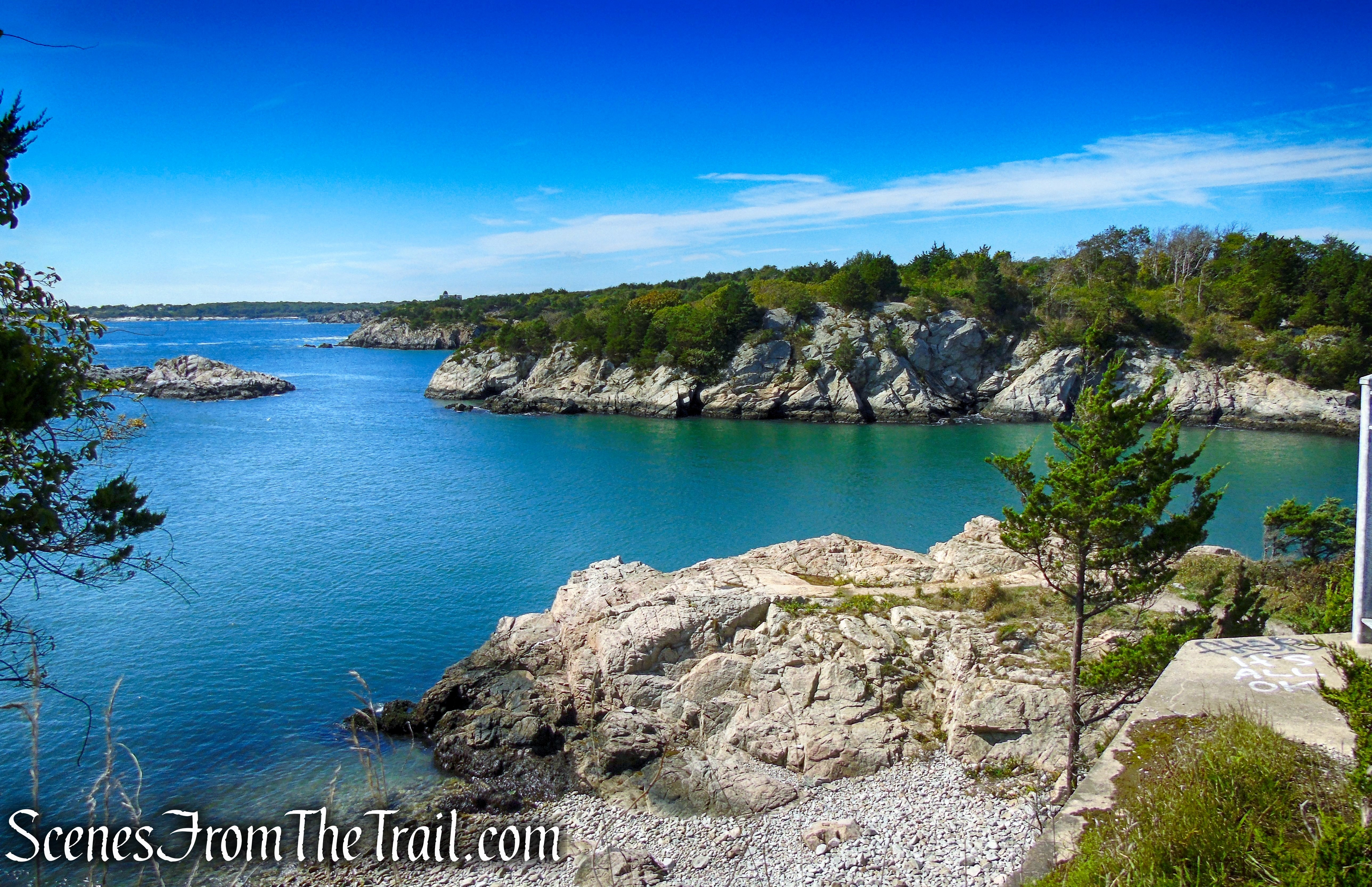 West Cove - Fort Wetherill State Park