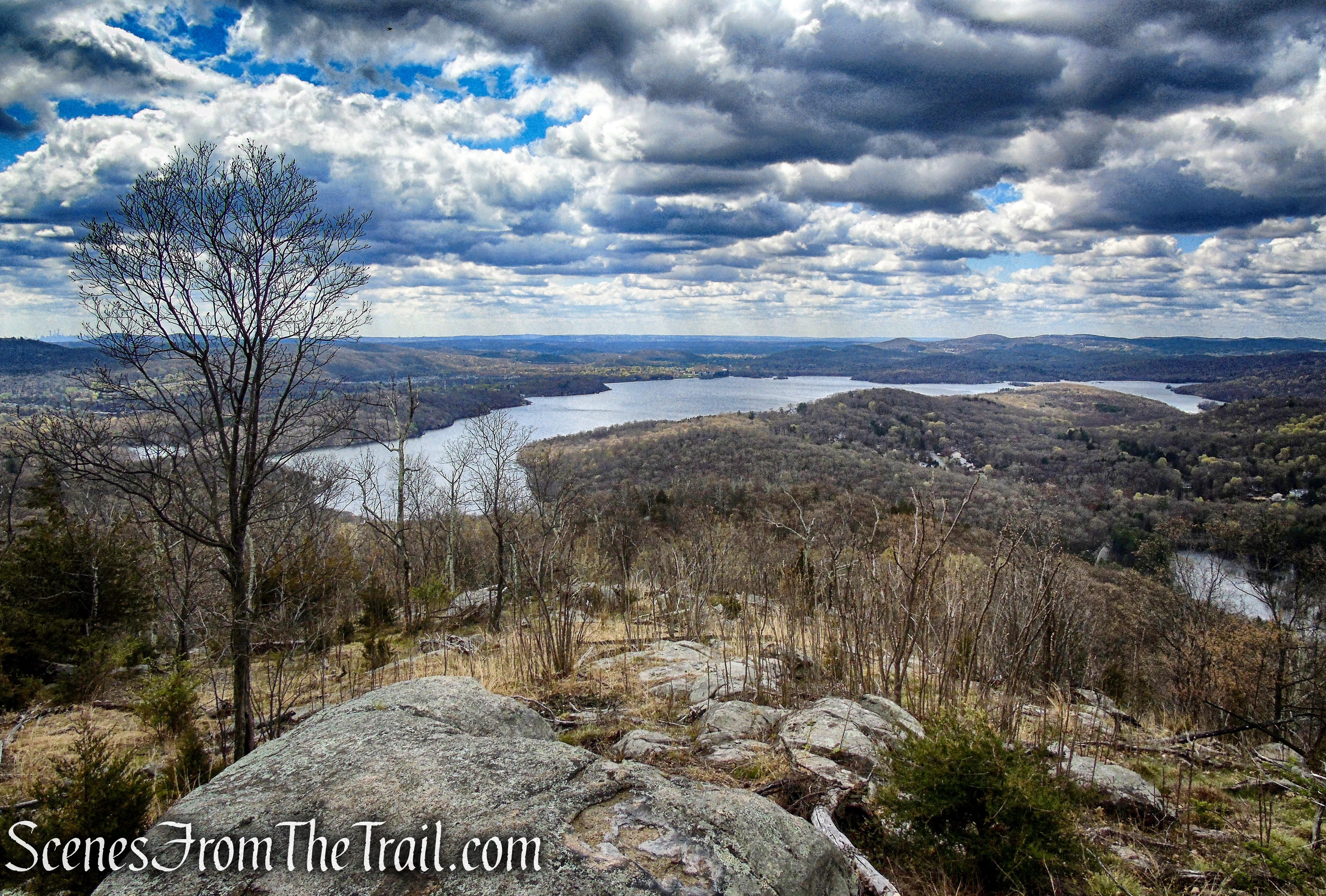 view south - Windbeam Mountain