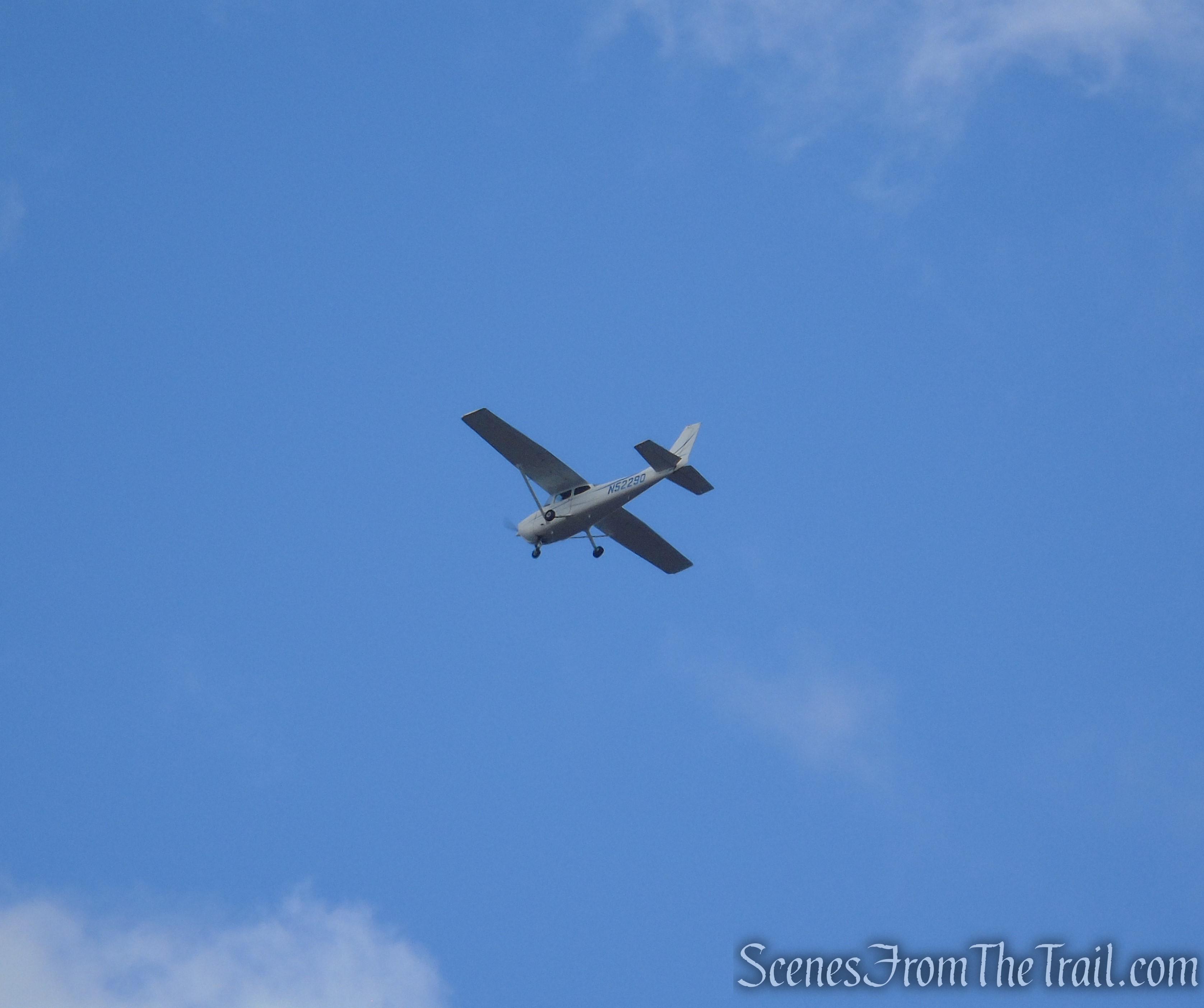 aircraft - Windbeam Mountain