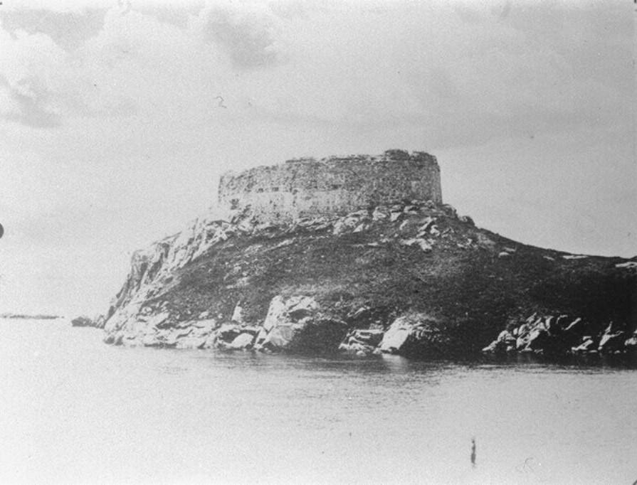 Fort Dumpling - circa 1890