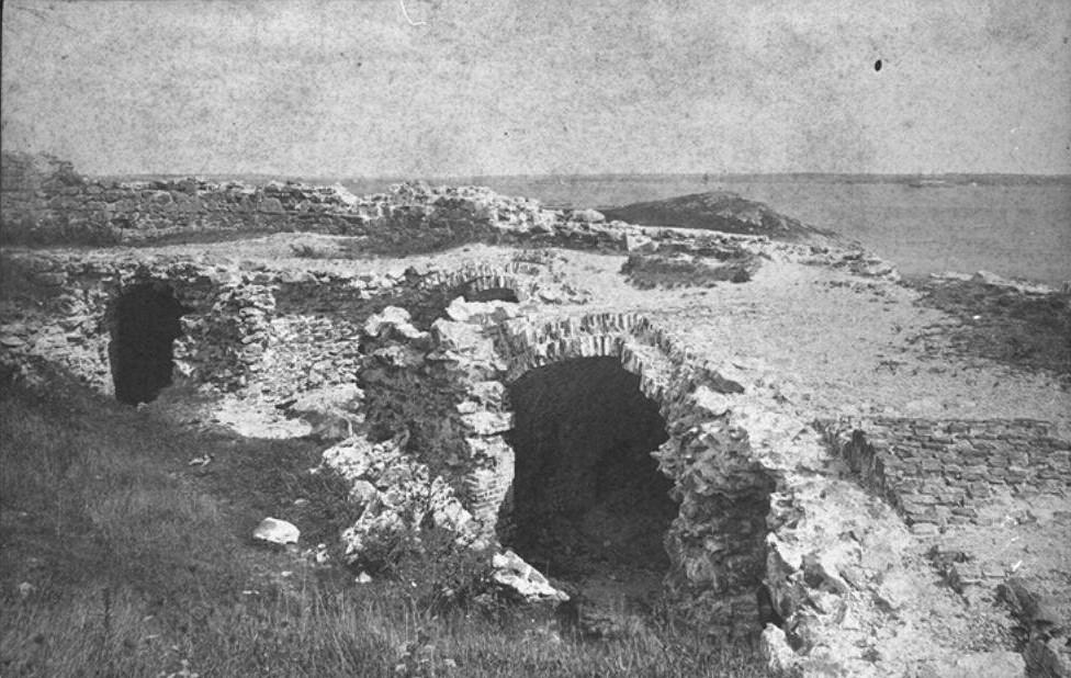 Fort Dumpling - circa 1896