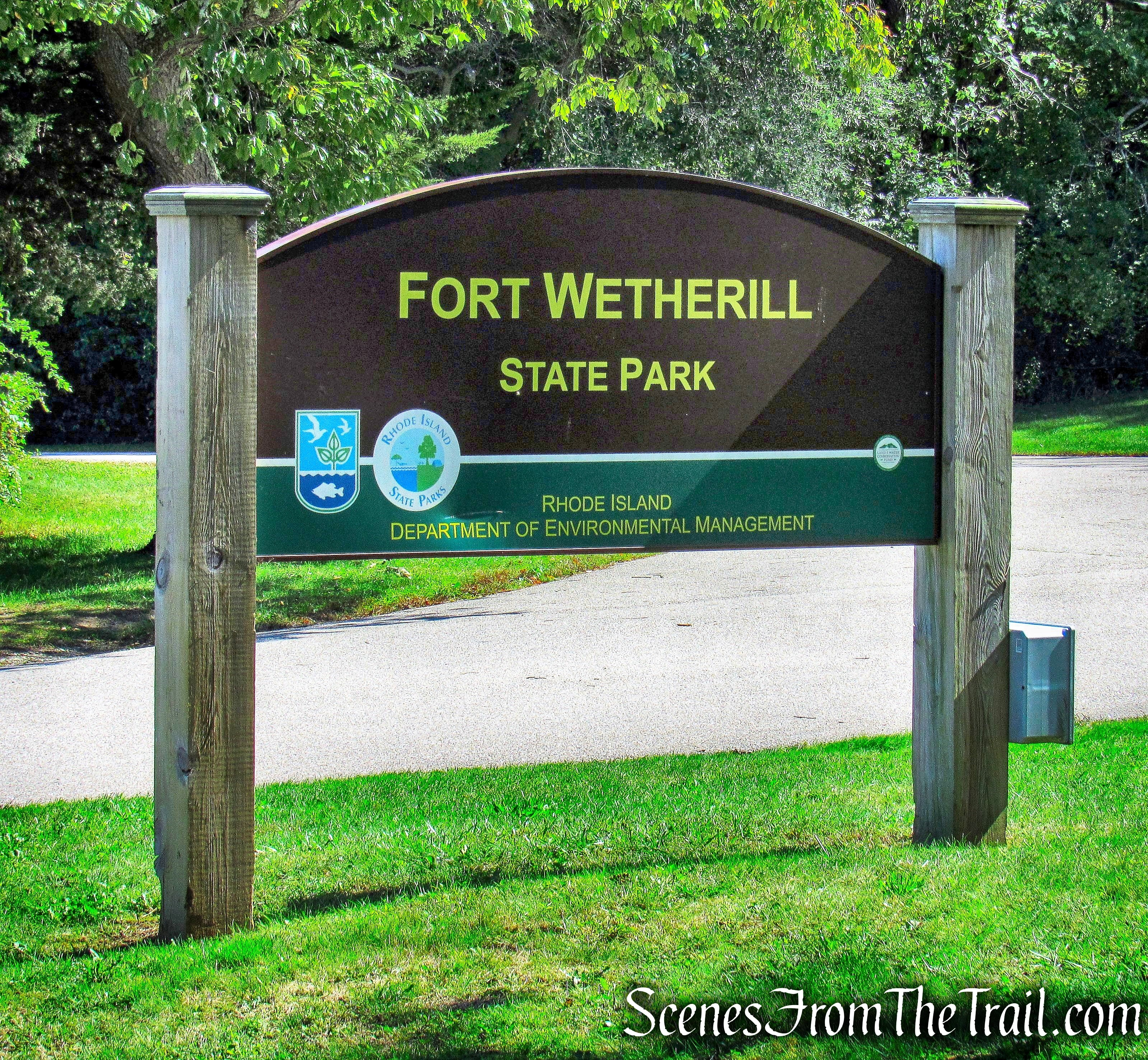 Fort Wetherill State Park