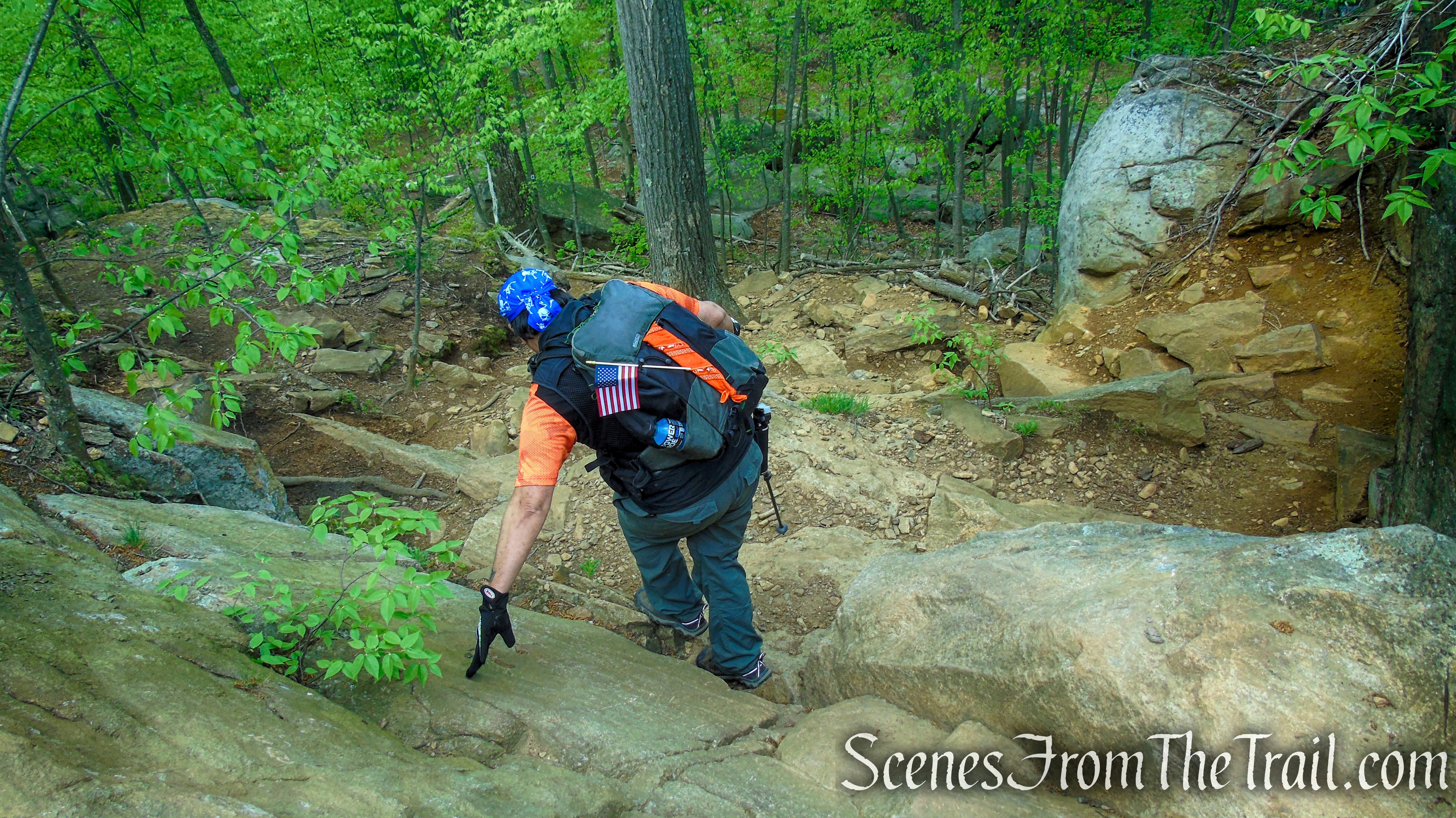 Blue Disc Trail - Harriman State Park