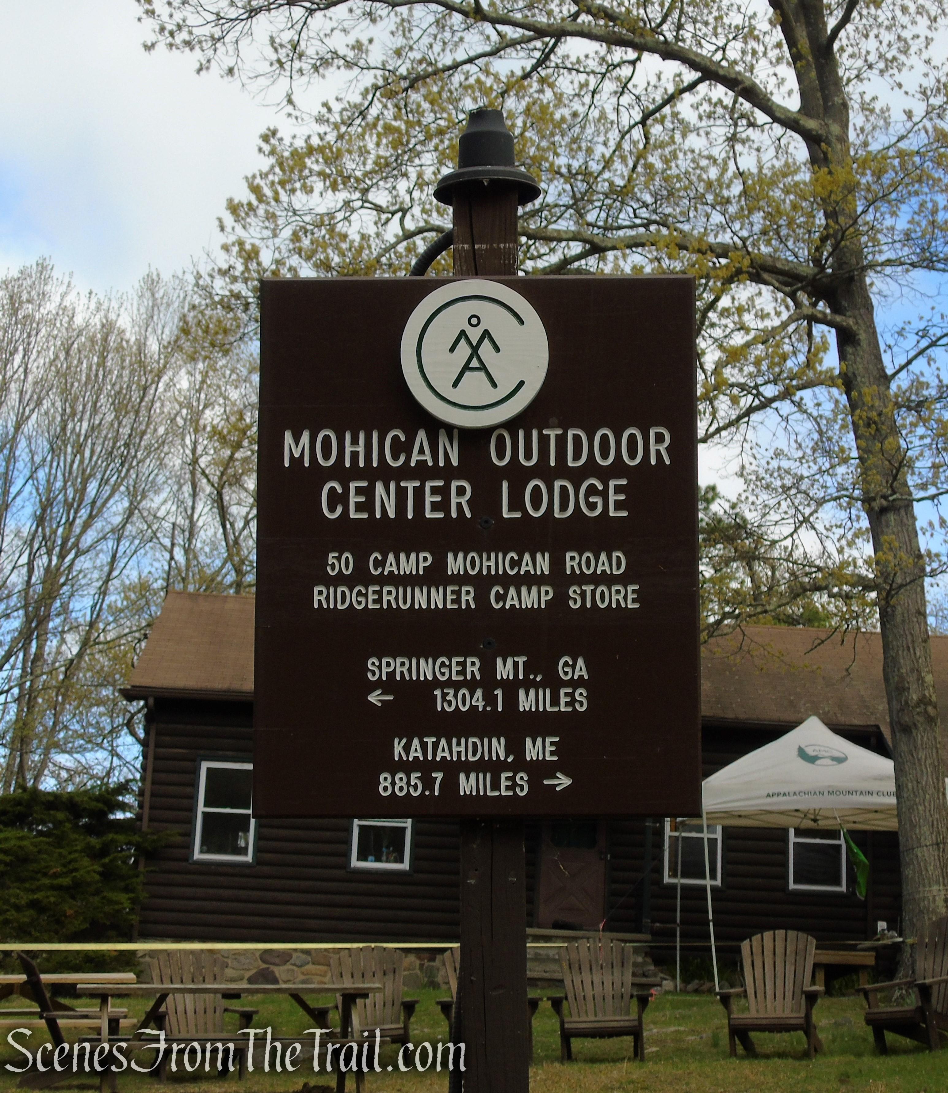 AMC Mohican Outdoor Center - Delaware Water Gap