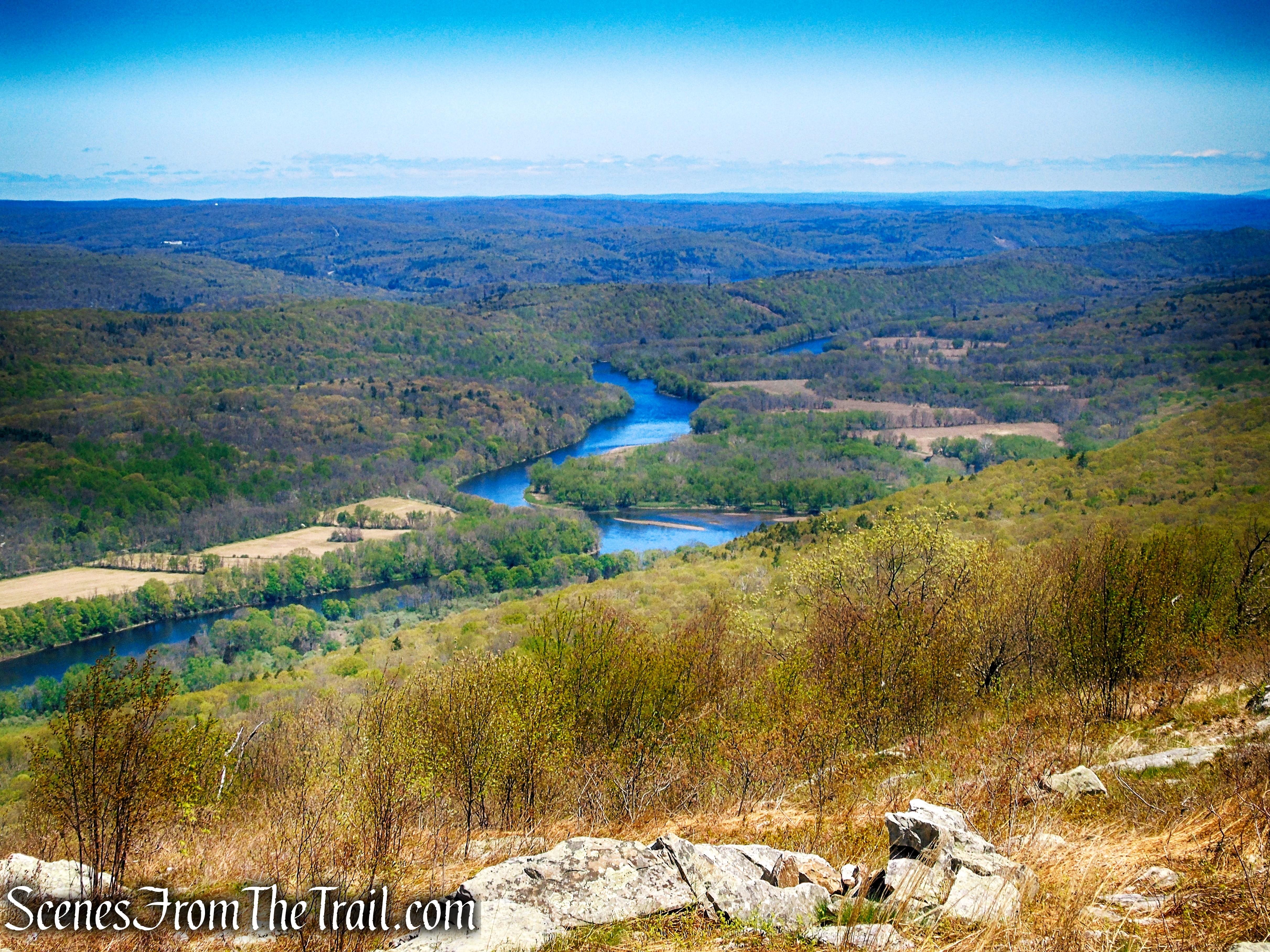 Delaware River from Raccoon Ridge