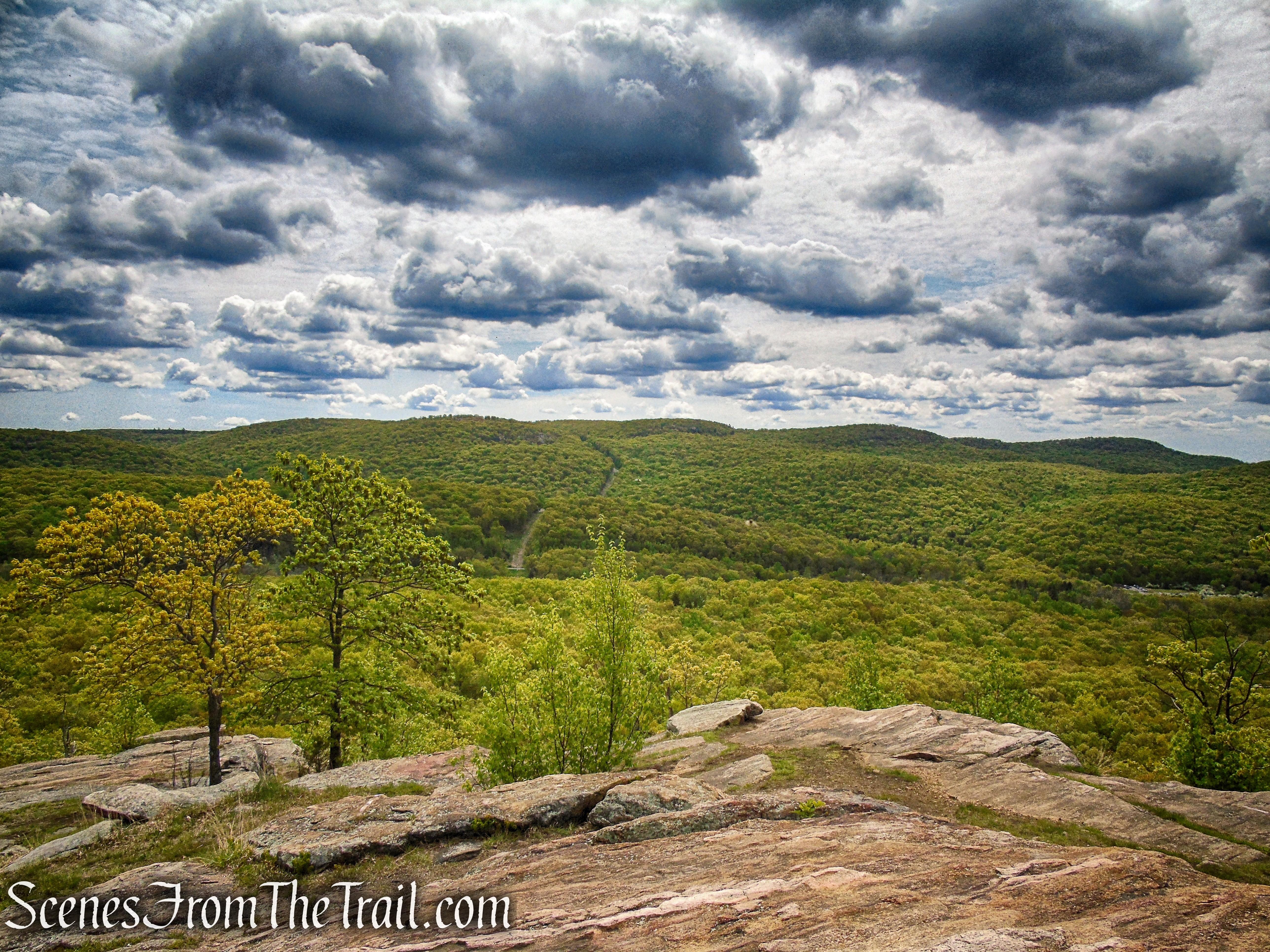 Almost Perpendicular - Harriman State Park
