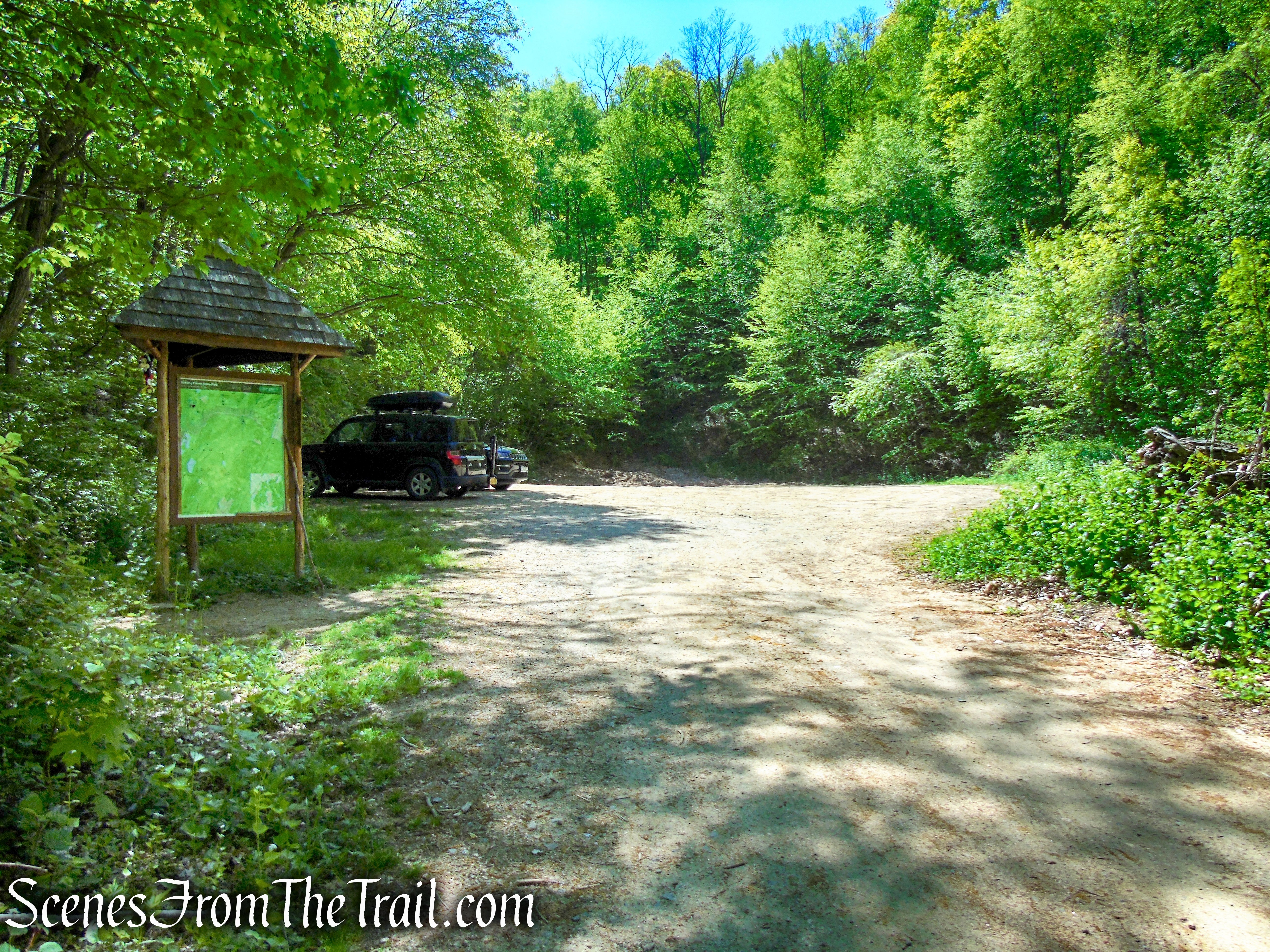 Indian Hill Trailhead – Sterling Forest State Park