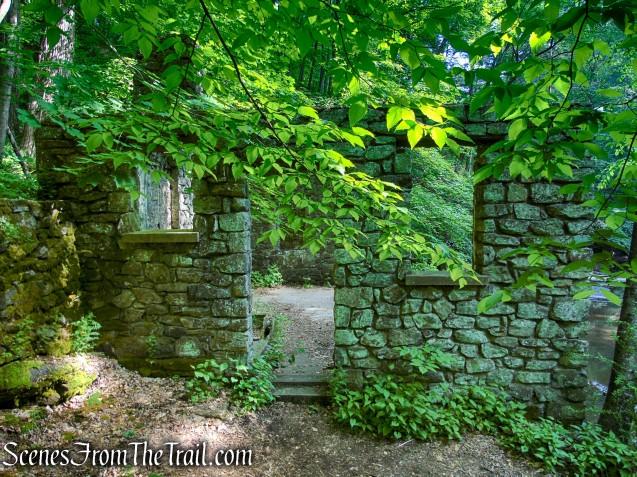 Kay's Cottage Ruins - Black River County Park