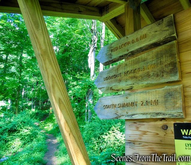 Trailhead – Granite Mountain Preserve