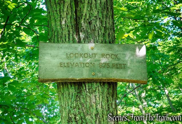 Lookout Rock - Granite Mountain Preserve