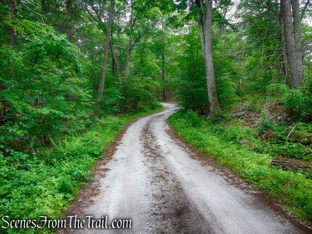 Sunken Mine Road - Fahnestock State Park
