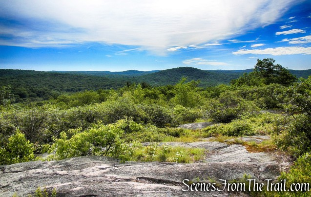 Candlewood Hill summit – Fahnestock State Park