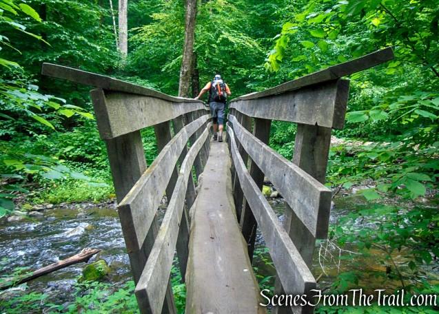 Lower Hornbecks Creek Trail – Delaware Water Gap