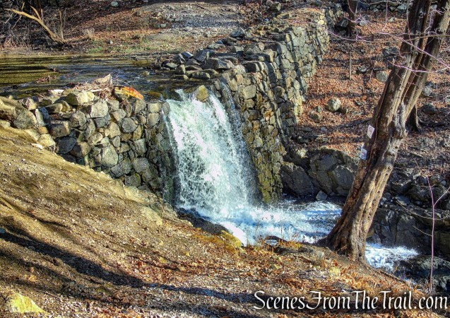 Foundry Brook Falls – West Point Foundry Preserve