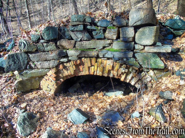 Tuyere Arch - West Point Foundry Preserve