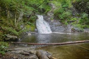 Hornbecks Creek Falls