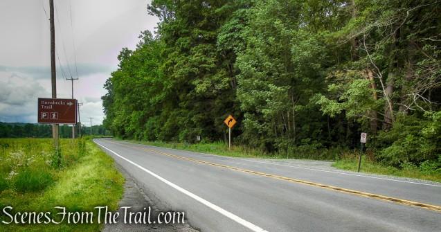 Lower Hornbecks Creek Trailhead
