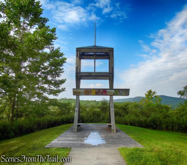 Gun Testing Platform - West Point Foundry Preserve