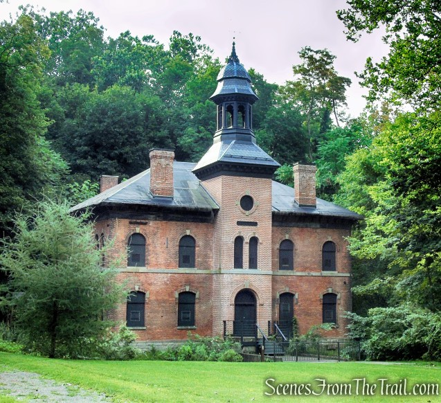 1865 Office Building - West Point Foundry Preserve