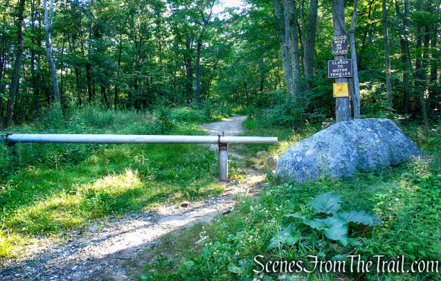 Pine Hill Trailhead – Pootatuck State Forest