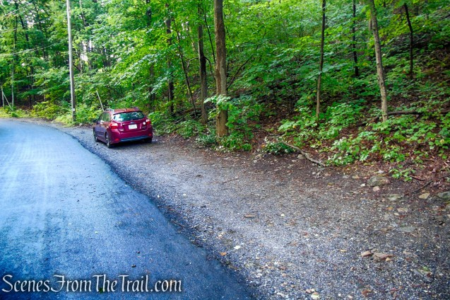 Old Mineral Springs Road
