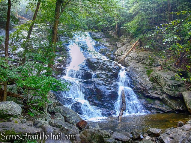 Mineral Springs Falls - Black Rock Forest