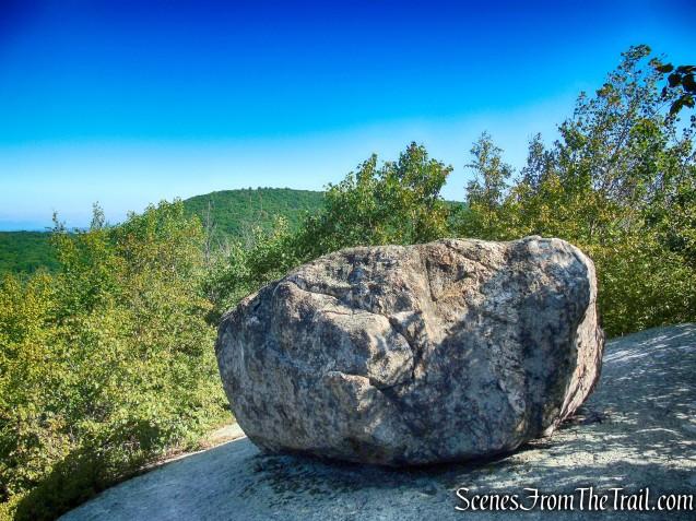 Jupiter's Boulder - Black Rock Forest