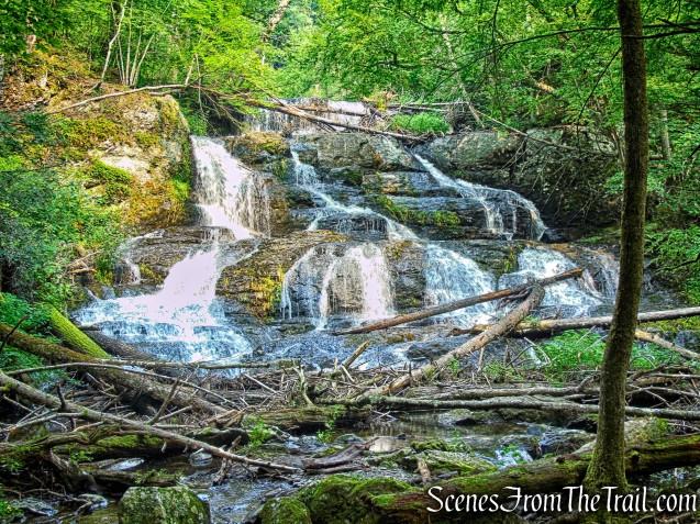 Indian Ladder Falls – Delaware Water Gap