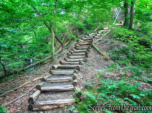 Upper Hornbecks Creek Trail – Delaware Water Gap