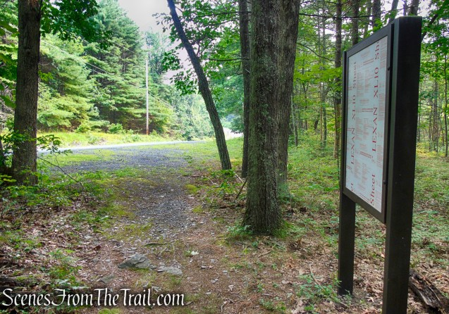 Upper Hornbecks Creek Trail – Emery Road